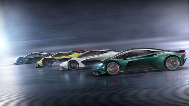 Aston Martin tung xe mới đe doạ Ferrari F8 Tributo và McLaren 720S  - Ảnh 1.