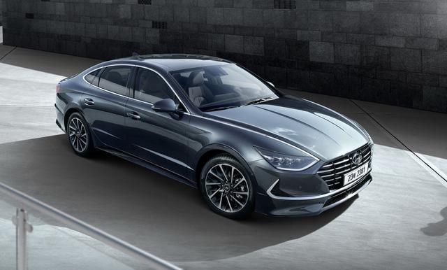 Hyundai cho biết Sonata 2020 sử dụng khung gầm hoàn toàn mới - Ảnh 1.