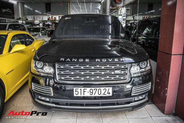 Minh nhựa bán Range Rover Autobiography LWB đời cũ, dọn đường cho Mercedes-AMG G63 Edition 1 - Ảnh 6.
