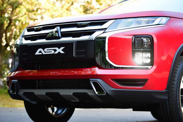 Mitsubishi Outlander Sport mới chính thức ra mắt, đối chọi Honda CR-V - Ảnh 3.