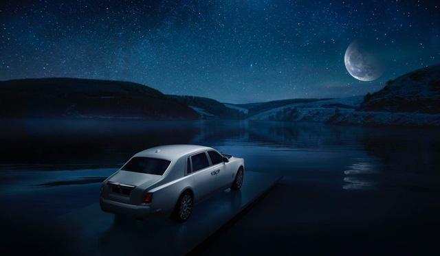 Rolls-Royce Phantom Tranquillity: Đỉnh cao bầu trời sao cho đại gia thích tĩnh lặng - Ảnh 3.