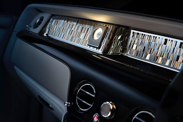 Rolls-Royce Phantom Tranquillity: Đỉnh cao bầu trời sao cho đại gia thích tĩnh lặng - Ảnh 8.