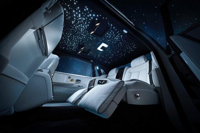 Rolls-Royce Phantom Tranquillity: Đỉnh cao bầu trời sao cho đại gia thích tĩnh lặng - Ảnh 6.