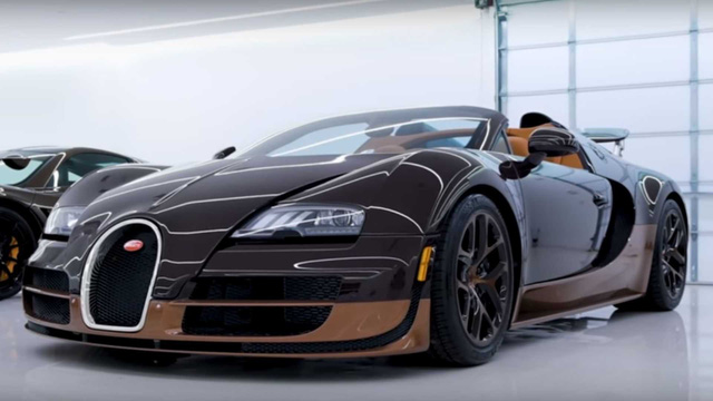 Con co hoi nao cho mot ban Bugatti Chiron mui tran
