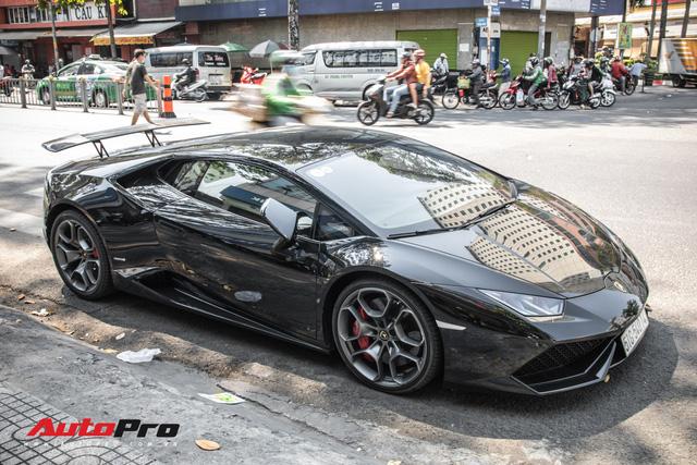 Đại gia Bitcoin chia tay Lamborghini Huracan màu đen độc nhất Việt Nam - Ảnh 5.