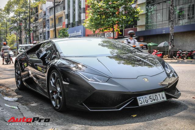 Đại gia Bitcoin chia tay Lamborghini Huracan màu đen độc nhất Việt Nam - Ảnh 18.