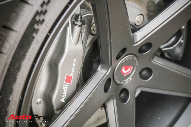 Cường Đô La đổi màu Audi R8 V10 Plus, tuy nhiên đây mới là điểm đáng chú ý - Ảnh 8.