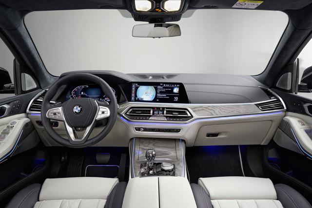 Lộ diện phiên bản BMW X7 chuẩn bị được THACO bán tại Việt Nam, giá thấp hơn nhiều Lexus LX570 - Ảnh 2.