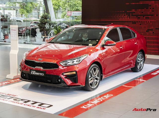 Top 10 xe bán chạy tháng 3/2019: Toyota Vios và Mitsubishi Xpander lập lại trật tự - Ảnh 10.