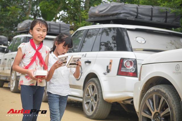 Hành trình lên Sơn La gian nan của đoàn xe Trung Nguyên Legend - Ảnh 6.