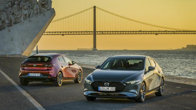 Mazda3 tính sử dụng động cơ tăng áp giống CX-5