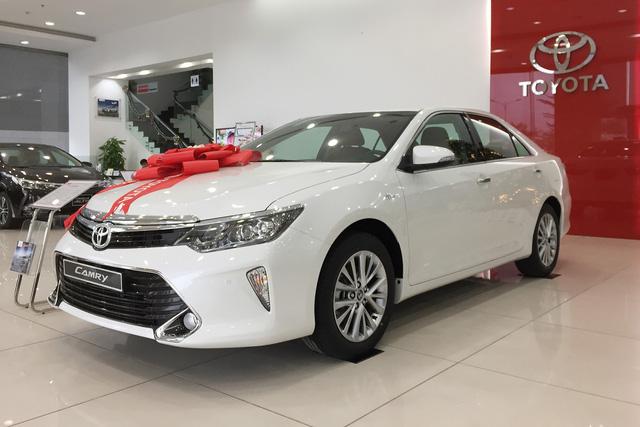 Giảm giá xe tất tay, Toyota bán vượt THACO và Hyundai, tái chiếm ngôi vua doanh số nhiều phân khúc - Ảnh 4.