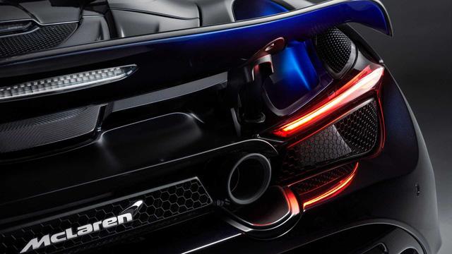 McLaren mất tới 260 giờ chỉ để hoàn tất lớp sơn trên chiếc 720S Spider này - Ảnh 6.