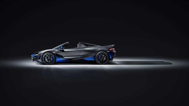 McLaren mất tới 260 giờ chỉ để hoàn tất lớp sơn trên chiếc 720S Spider này - Ảnh 2.