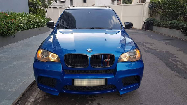 BMW X5 đời 2007 chạy hơn 120.000 km rao bán giá ngang Hyundai Accent đời mới - Ảnh 1.