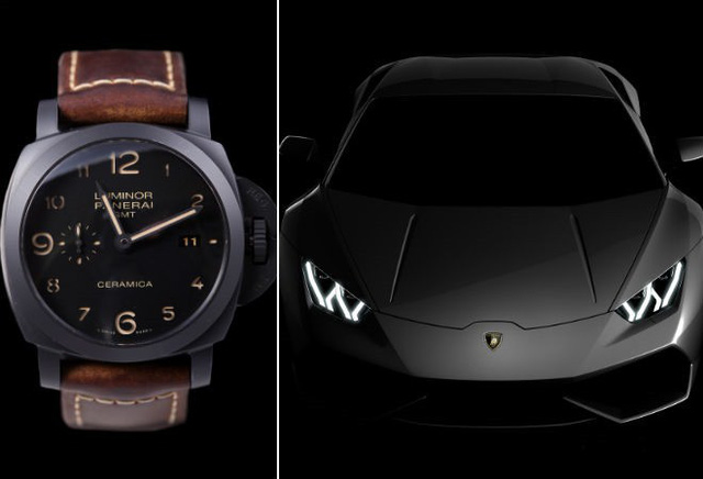 Choáng trước sự kết hợp triệu đô giữa đồng hồ và siêu xe - Ảnh 1.