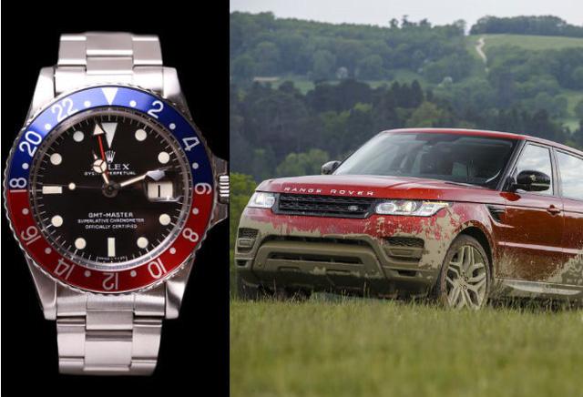 Choáng trước sự kết hợp triệu đô giữa đồng hồ và siêu xe - Ảnh 2.