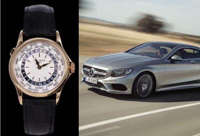 Choáng trước sự kết hợp triệu đô giữa đồng hồ và siêu xe - Ảnh 4.