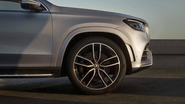 Lộ diện Mercedes-Benz GLS 2020 - Đối trọng khó nhằn của BMW X7 - Ảnh 5.