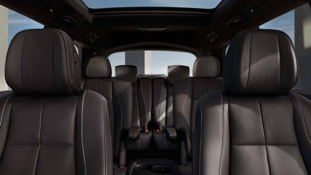 Lộ diện Mercedes-Benz GLS 2020 - Đối trọng khó nhằn của BMW X7 - Ảnh 9.