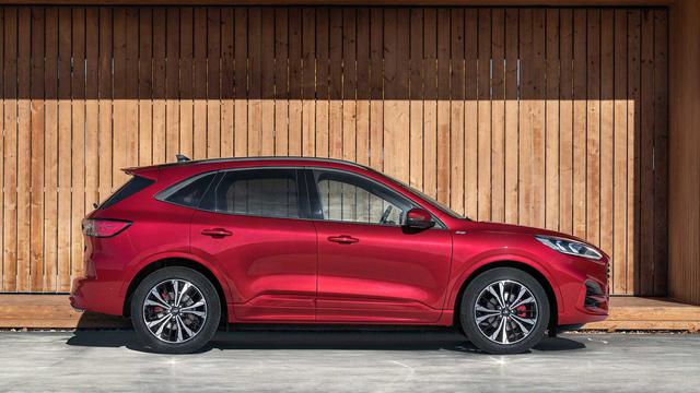 Ford chuẩn bị trình làng cấu hình off-road cho Escape ngay trong năm nay - Ảnh 1.