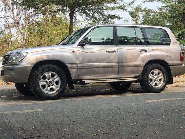 Thần giữ giá Toyota Land Cruiser bán lại chỉ hơn 400 triệu đồng trên chợ xe cũ - Ảnh 5.