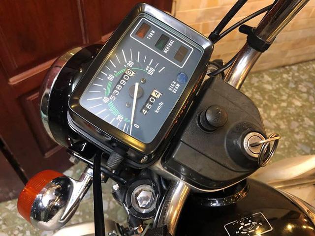 Honda CD125T Benly giá 155 triệu đồng - 22 năm tuổi vẫn đắt hơn Honda SH150i mua mới - Ảnh 2.