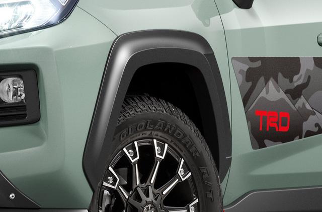 Toyota đồng loạt tung cấu hình TRD thể thao, Modellista hoang dã cho RAV4 - Ảnh 7.