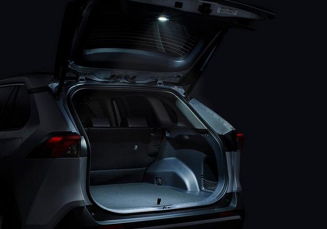 Toyota đồng loạt tung cấu hình TRD thể thao, Modellista hoang dã cho RAV4 - Ảnh 13.