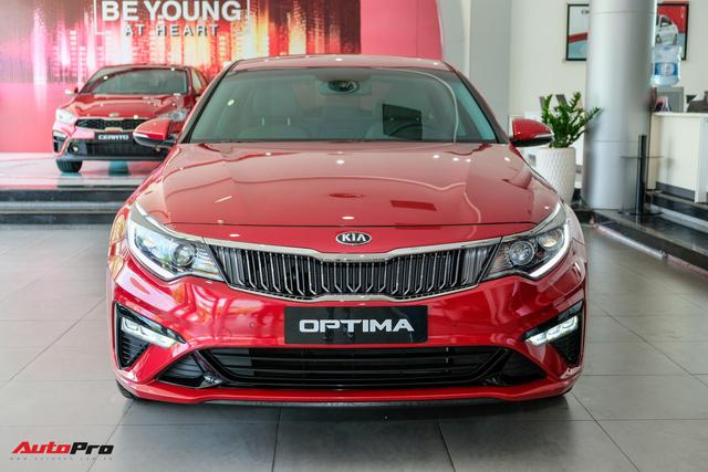 Chi tiết Kia Optima 2019 giá từ 789 triệu đồng: Rẻ nhất phân khúc, tham vọng thoát dớp trước Toyota Camry và Honda Accord - Ảnh 2.