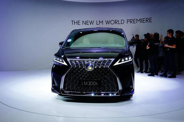 Ra mắt Lexus LM minivan - Siêu Toyota Alphard cho nhà giàu - Ảnh 3.