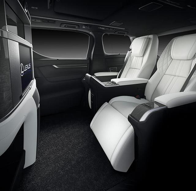 Ra mắt Lexus LM minivan - Siêu Toyota Alphard cho nhà giàu - Ảnh 6.