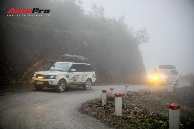 Đoàn Range Rover của Trung Nguyên Legend tiến tới cực Bắc của Tổ quốc - Ảnh 7.