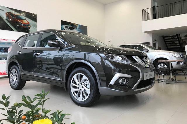 Doanh số thấp, Nissan chơi tất tay: Terra giảm giá đến cả trăm triệu đồng, các mẫu khác cũng có giá sốc - Ảnh 3.