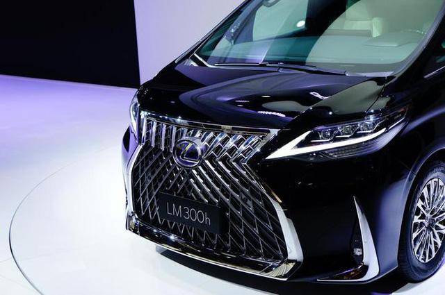 Ra mắt Lexus LM minivan - Siêu Toyota Alphard cho nhà giàu - Ảnh 12.