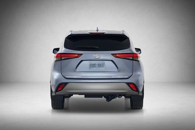 Ra mắt Toyota Highlander hoàn toàn mới: Lấy RAV4 làm chuẩn để đấu Ford Explorer - Ảnh 7.