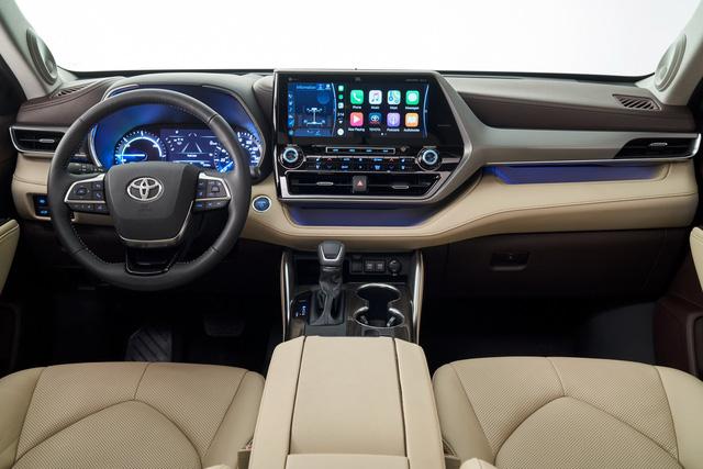 Ra mắt Toyota Highlander hoàn toàn mới: Lấy RAV4 làm chuẩn để đấu Ford Explorer - Ảnh 10.
