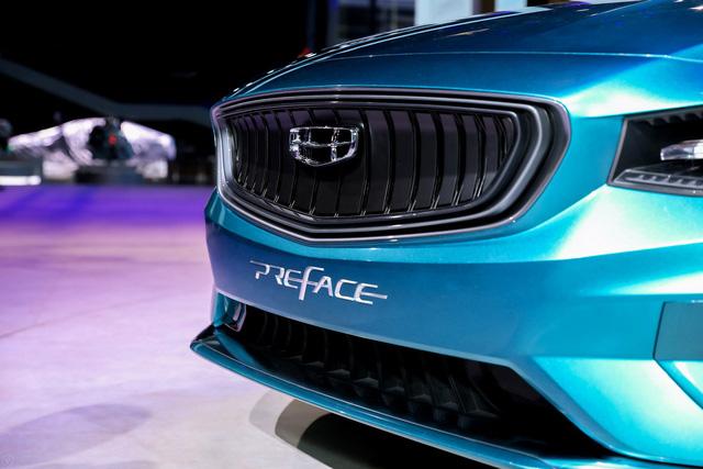 Geely Preface Concept - Cách người Trung Quốc làm xe để cả thế giới hết nhạo báng - Ảnh 2.