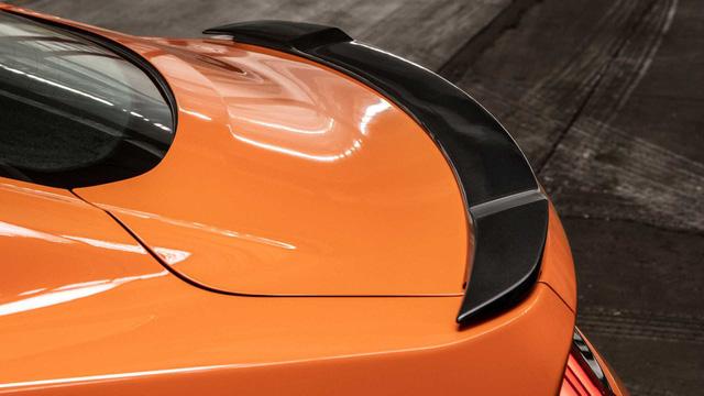 Ford Mustang lấy động cơ từ Focus RS, thêm sức mạnh cho dân chơi - Ảnh 4.