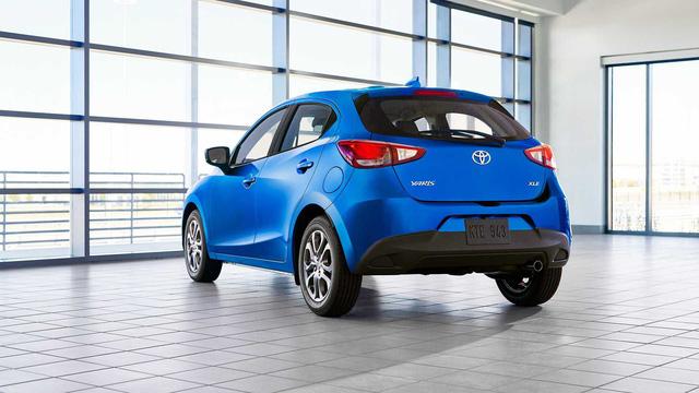 Toyota Yaris Hatchback 2020 chuẩn bị trình làng, sử dụng khung gầm Mazda2 để đấu Honda Jazz - Ảnh 2.