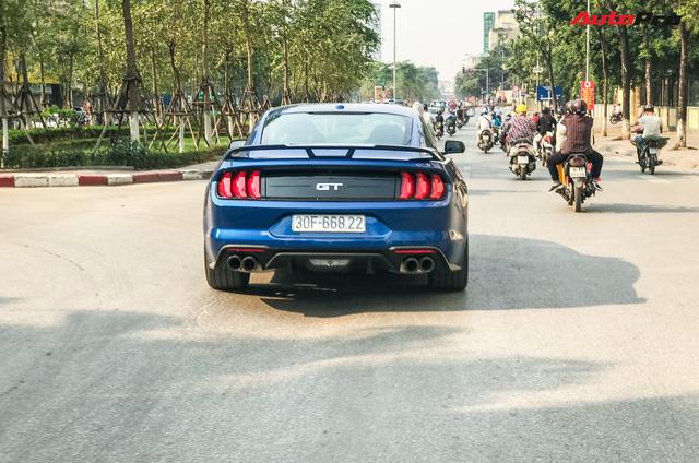 Ford Mustang GT 2019 thứ hai tại Việt Nam tái xuất với biển số lộc phát mãi - Ảnh 4.