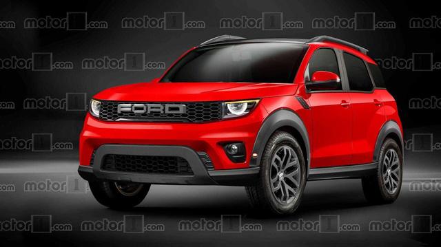 """Ford bất ngờ chọn tên cho """"Escape Raptor"""""""