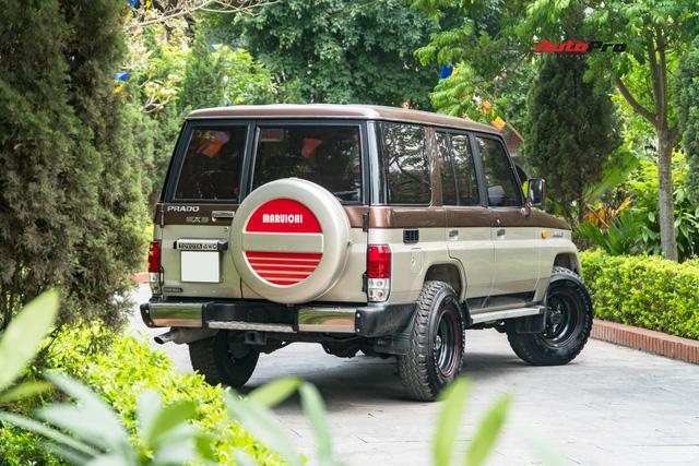 Đánh giá nhanh Land Cruiser Prado 1991: nhiều điều thú vị sau mức giá 415 triệu đồng - Ảnh 5.