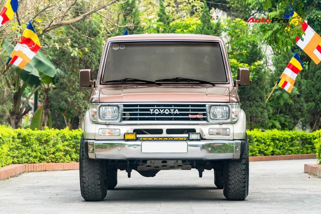 Đánh giá nhanh Land Cruiser Prado 1991: nhiều điều thú vị sau mức giá 415 triệu đồng - Ảnh 1.