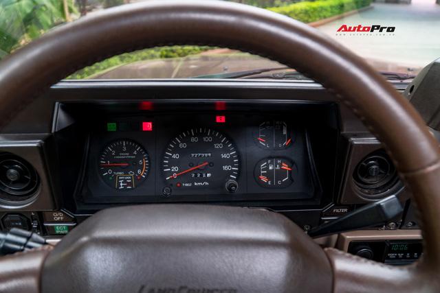 Đánh giá nhanh Land Cruiser Prado 1991: nhiều điều thú vị sau mức giá 415 triệu đồng - Ảnh 10.