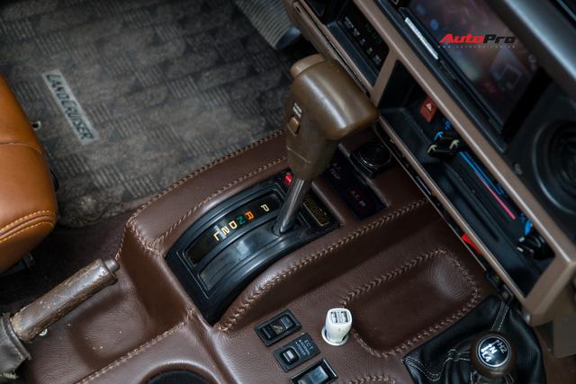 Đánh giá nhanh Land Cruiser Prado 1991: nhiều điều thú vị sau mức giá 415 triệu đồng - Ảnh 12.