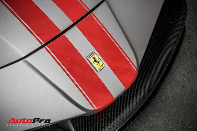 Như một thói quen, Ferrari 488 SVR độc nhất Việt Nam tiếp tục đổi màu áo mới - Ảnh 9.