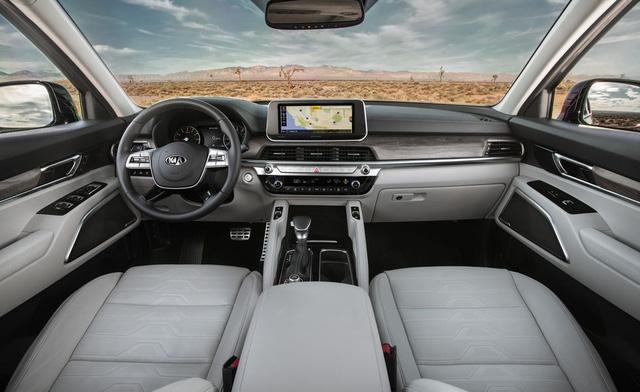 Đánh giá Kia Telluride: Đây là lý do Ford Explorer phải dè chừng đàn anh Sorento - Ảnh 8.