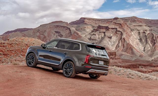 Đánh giá Kia Telluride: Đây là lý do Ford Explorer phải dè chừng đàn anh Sorento - Ảnh 5.