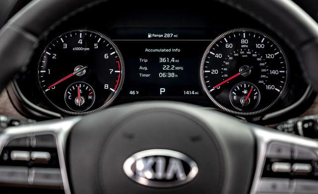Đánh giá Kia Telluride: Đây là lý do Ford Explorer phải dè chừng đàn anh Sorento - Ảnh 18.